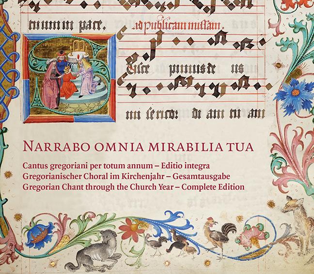Narrabo omnia mirabilia tua – Booklet