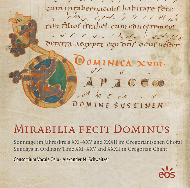 Mirabilia fecit Dominus