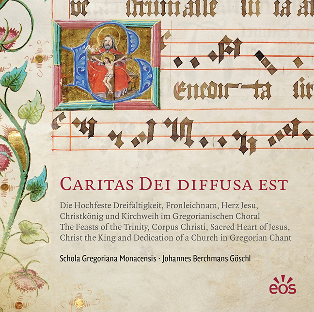 Caritas Dei diffusa est
