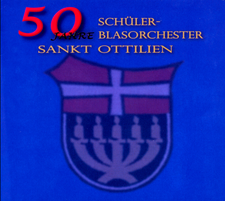 50 Jahre Schülerblasorchester Sankt Ottilien