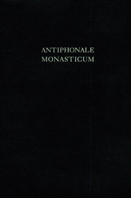 Antiphonale Monasticum III – De sanctis