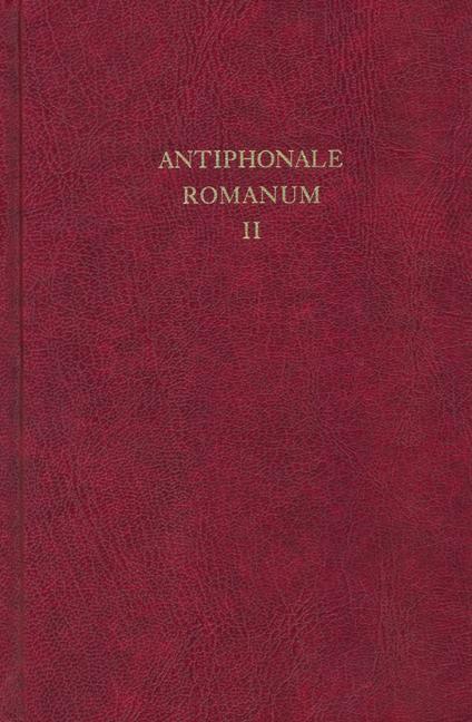 Antiphonale Romanum II – Ad Vesperas in Dominicis et Festis