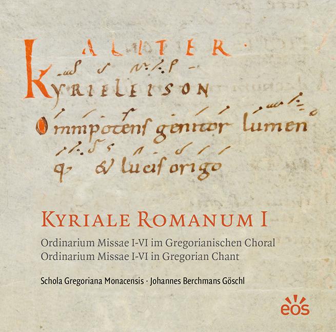 Kyriale Romanum I