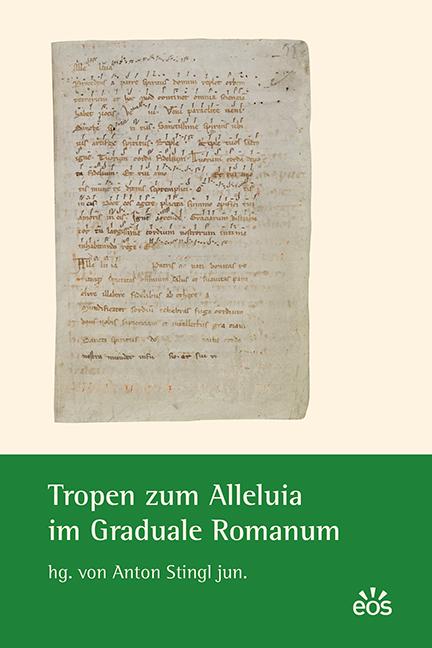 Tropen zum Alleluia im Graduale Romanum